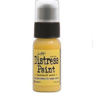 Tim Holtz Distress Paint - Mustard Seed
